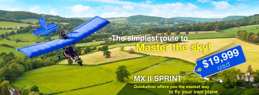 Quicksilver MXii Sprint on Sale